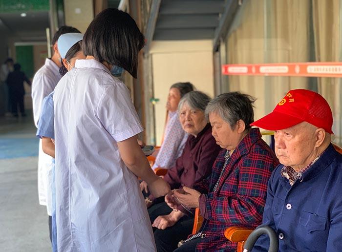 营山养老服务